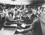 Sutton Seeds Order Room, 1945