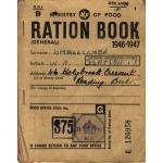 Ration Book, 1946