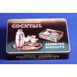 Cocktail Biscuits, around 1955