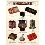 Huntley & Palmers Christmas Biscuits and Cakes, 1913