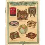 Huntley & Palmers Christmas Biscuits and Cakes, 1906