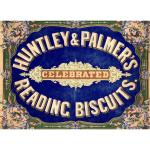 'Celebrated Reading Biscuits' poster, mid nineteenth century