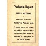 Report on 'Lying Statements', 1911