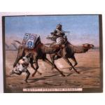 Camels trade card, around 1890