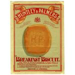 Breakfast biscuit advert, about 1892