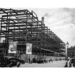 New offices under construction, 1936