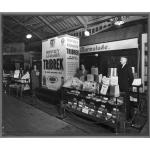 Tribrek trade stand, mid 1930s
